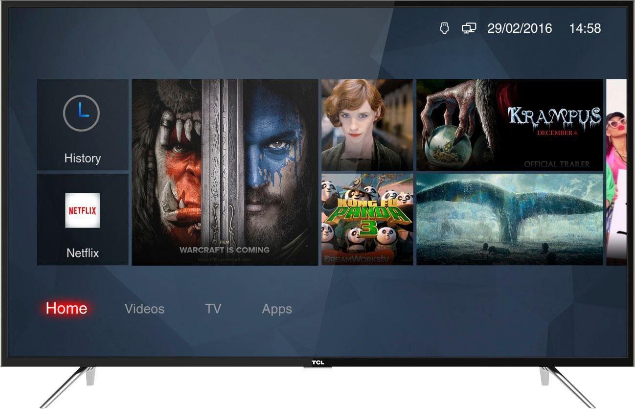 TCL 4K Smart-TV